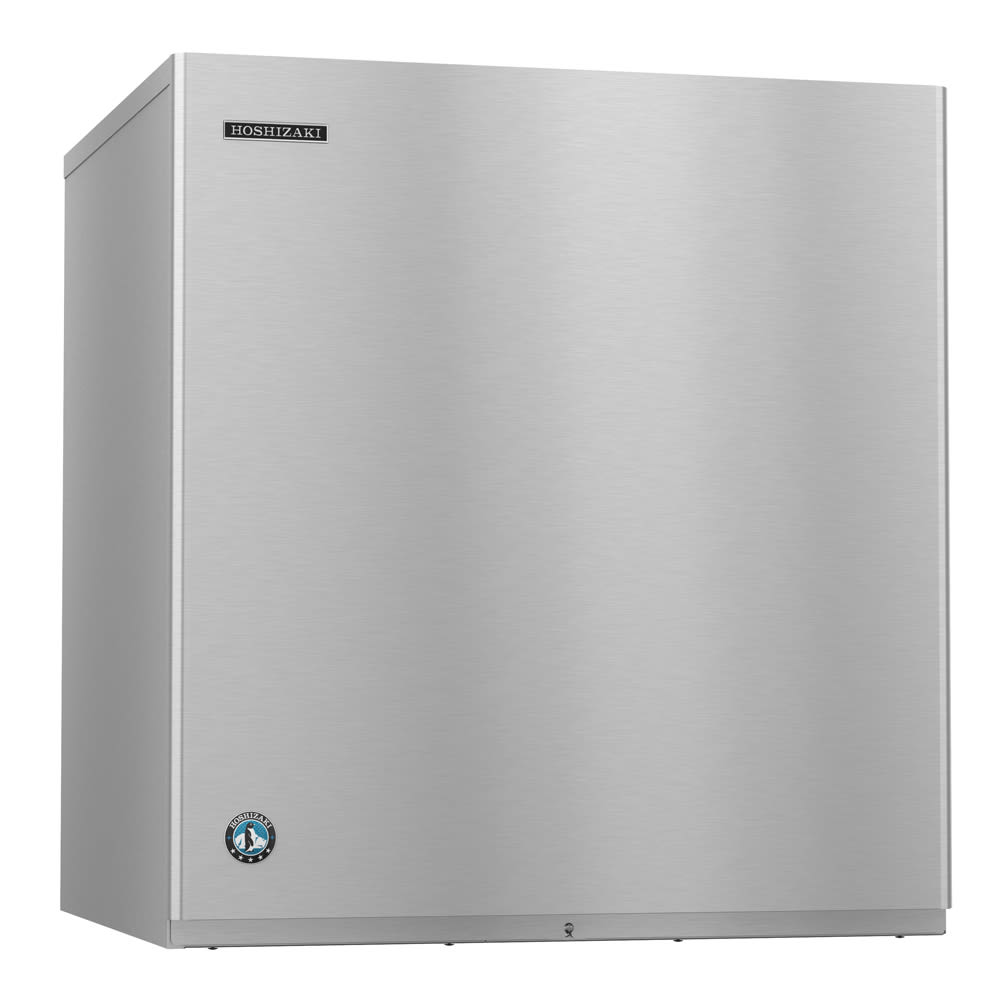 "Hoshizaki KM-901MWJ 30"" Crescent Cube Ice Machine Head - 928-lb/24-hr, Water Cooled, 208-230v/1ph"