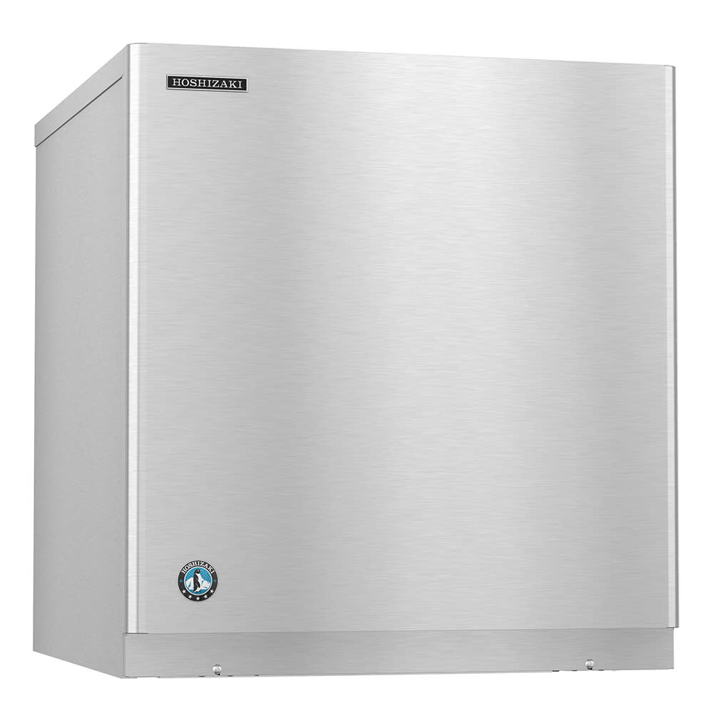 "Hoshizaki KMD-410MAH 22"" Crescent Cube Ice Machine Head - 415 lb/24 hr, Air Cooled, 115 120v"