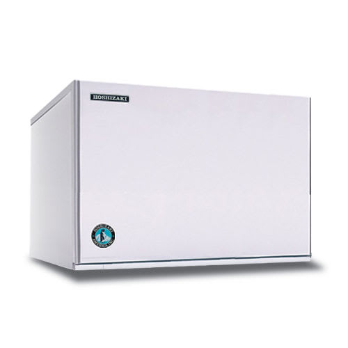 "Hoshizaki KMD-450MWH 30"" Cube Ice Machine Head - 505-lb/24-hr, Water Cooled, 115-120v"