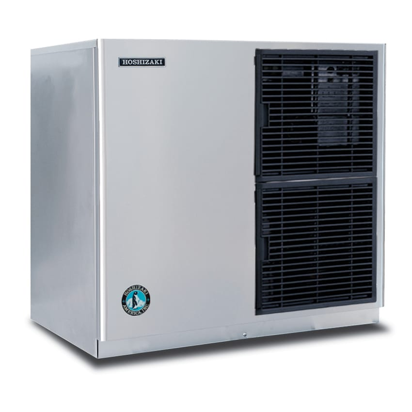 "Hoshizaki KMD-850MAH 30"" Crescent Cube Ice Machine Head - 772-lb/24-hr, Air Cooled, 208-230v/1ph"