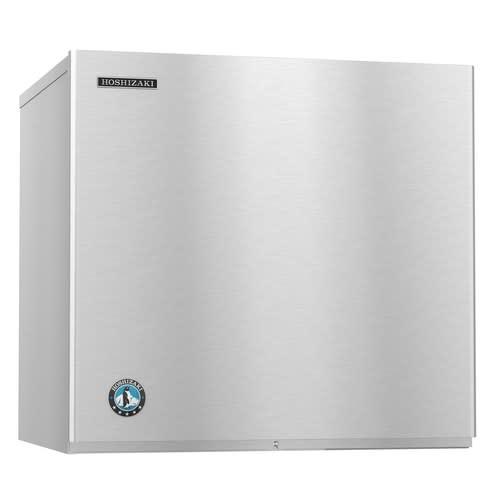 "Hoshizaki KMD-860MWJ 30"" Crescent Cube Ice Machine Head - 940 lb/24 hr, Water Cooled, 208/230v/1ph"