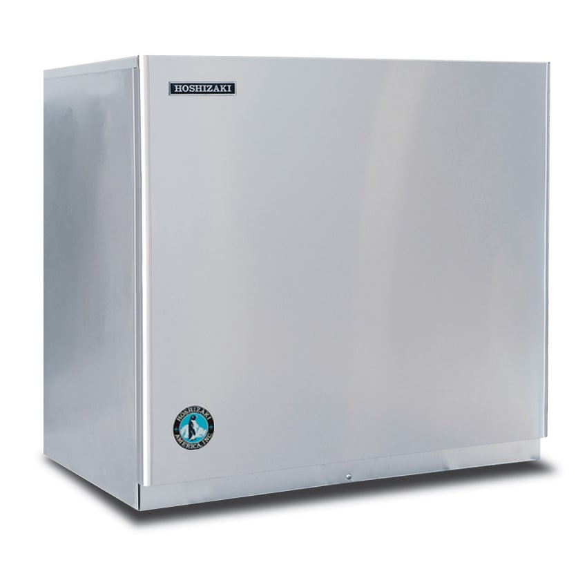 "Hoshizaki KMD-901MRH 30"" Crescent Cube Ice Machine Head - 848-lb/24-hr, Remote Cooled, 208-230v/1ph"