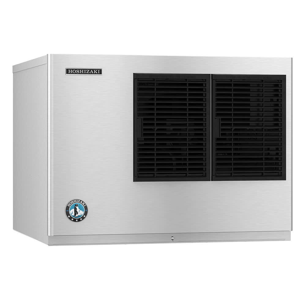 "Hoshizaki KML-325MAJ 30"" Cube Ice Machine Head - 380-lb/24-hr, Air Cooled, 115v"