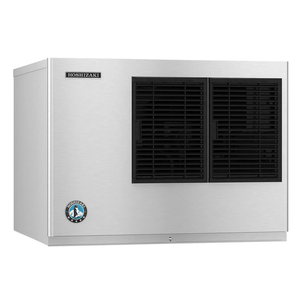 "Hoshizaki KML-500MAJ 30"" Cube Ice Machine Head - 442-lb/24-hr, Air Cooled, 115v"