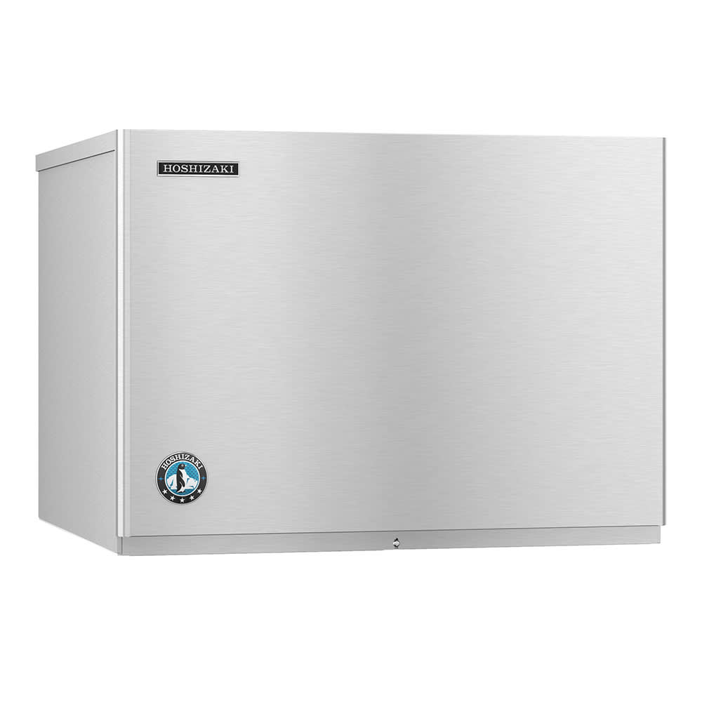 "Hoshizaki KML-500MWJ 30"" Crescent Cube Ice Machine Head - 543 lb/24 hr, Water Cooled, 115v"
