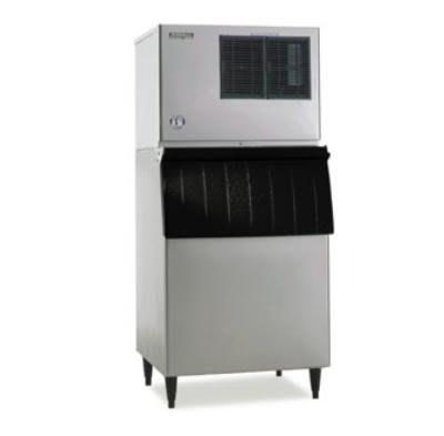 Hoshizaki KML-631MAH B-500PF 605-lb/Day Cube Ice Maker w/ 360-lb Bin, Air Cooled, 208v/1ph