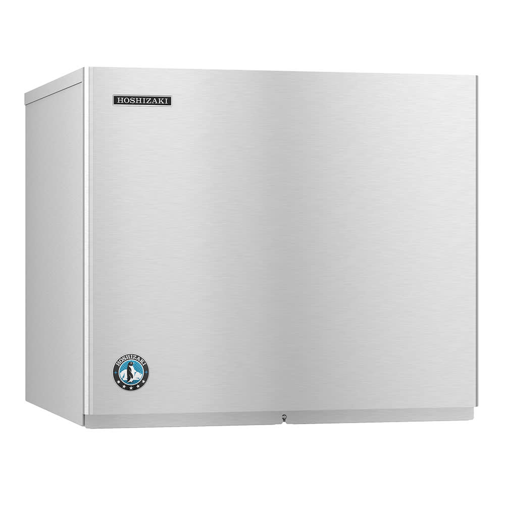 "Hoshizaki KML-700MWJ 30"" Crescent Cube Ice Machine Head - 756-lb/24-hr, Water Cooled, 115v"
