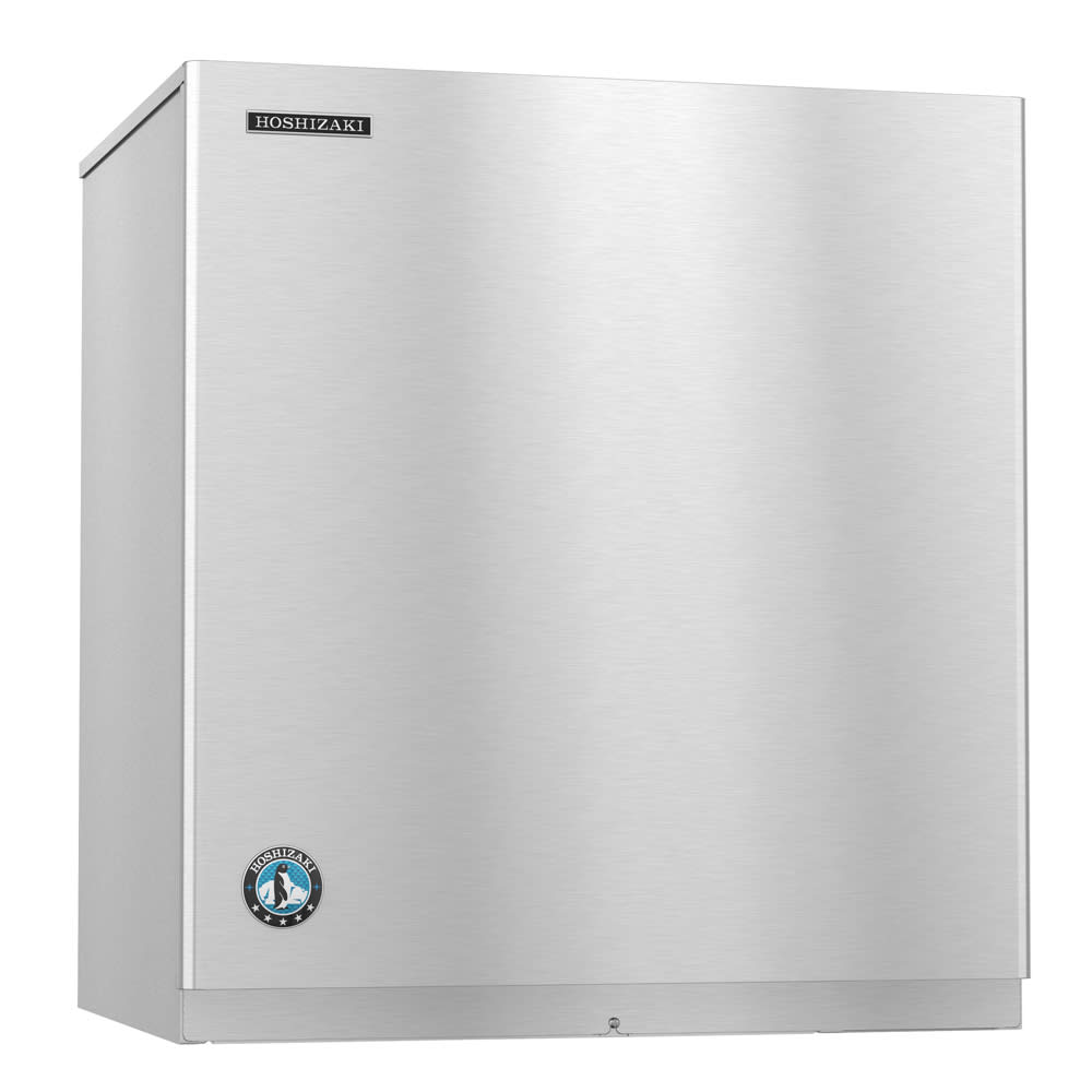 "Hoshizaki KMS-2000MLH 30"" Crescent Cube Ice Machine Head - 1910-lb/24-hr, Remote Cooled, 115v"