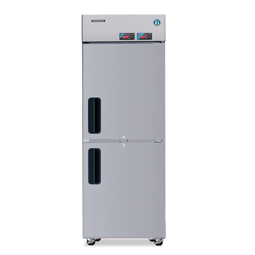 "Hoshizaki RFH1-SSB-HSE 28"" One Section Commercial Refrigerator Freezer - Solid Doors, Top Compressor, 115v"