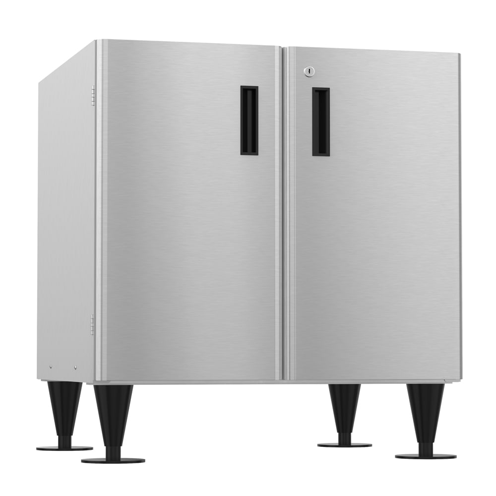 "Hoshizaki SD-200 30"" x 28"" Stationary Equipment Stand for DM-200B Ice Maker Dispenser, Cabinet Base"