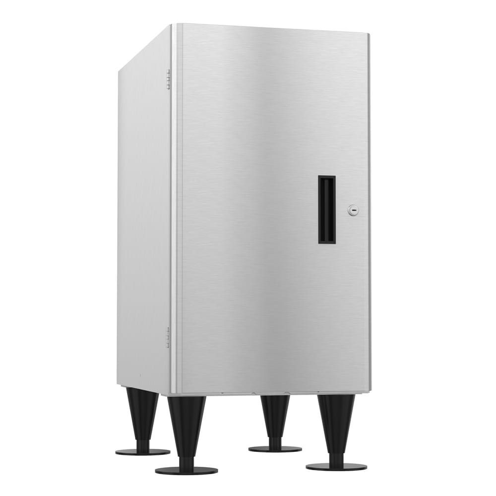"Hoshizaki SD-270 16.5"" x 24"" Stationary Equipment Stand for DCM-270 Ice Maker Dispenser, Cabinet Base"