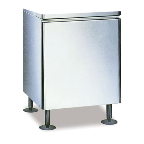 "Hoshizaki SD-450 26.25"" x 22"" Stationary Equipment Stand for DCM-300 Ice Maker Dispenser, Cabinet Base"