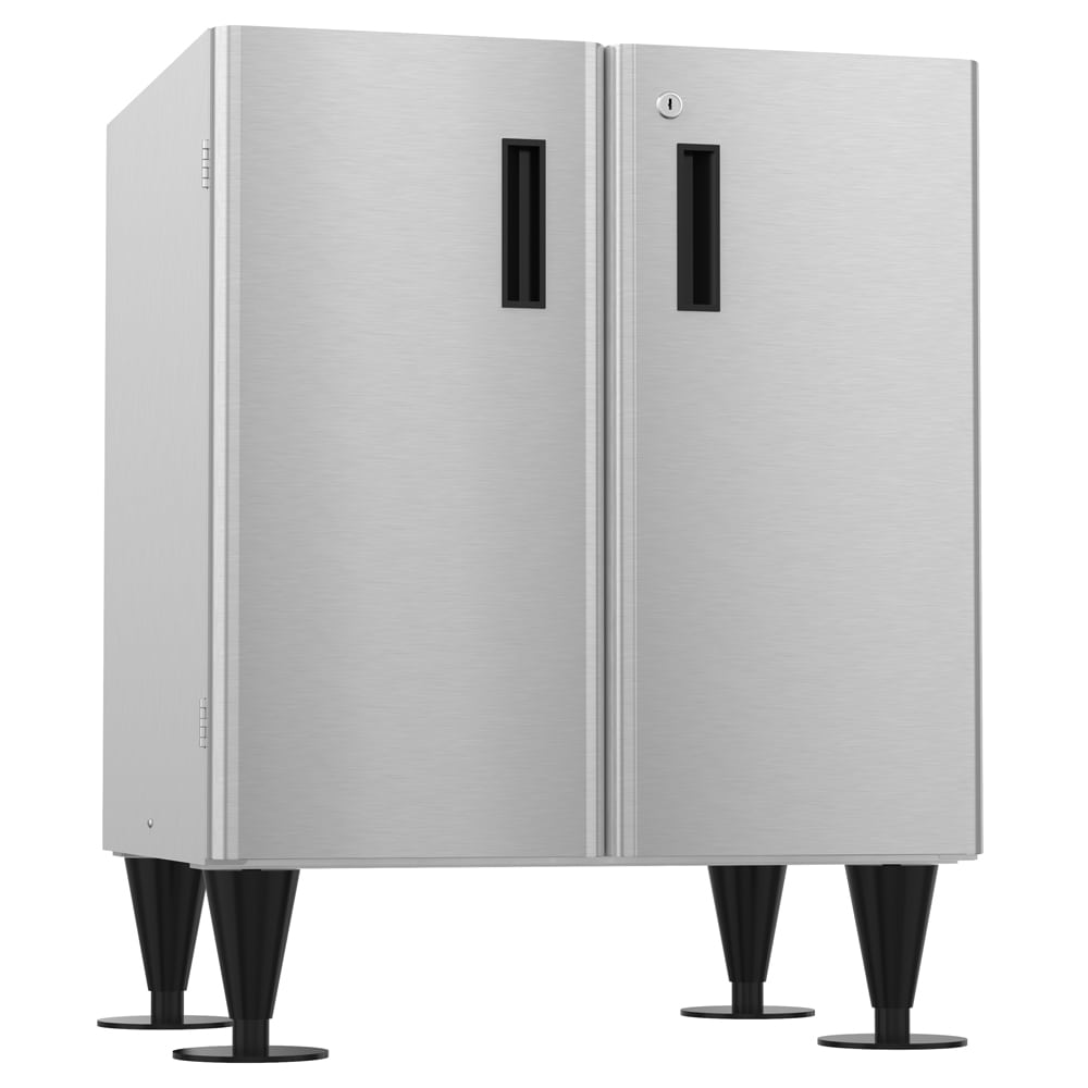 "Hoshizaki SD-500 26"" x 22"" Stationary Equipment Stand for DCM-500 Ice Maker Dispenser, Cabinet Base"
