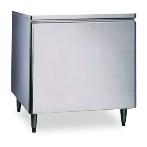 "Hoshizaki SD-700 34.25"" x 28.25"" Stationary Equipment Stand for DCM-751 Ice Maker Dispenser, Cabinet Base"