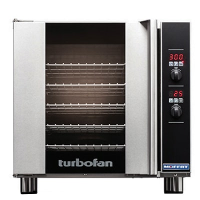 Moffat E32D5 Full Size Electric Convection Oven - 208v/1ph