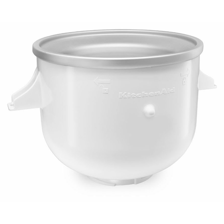 KitchenAid KAICA Ice Cream Maker Attachment for 7-qt Stand Mixers and KSM6573C