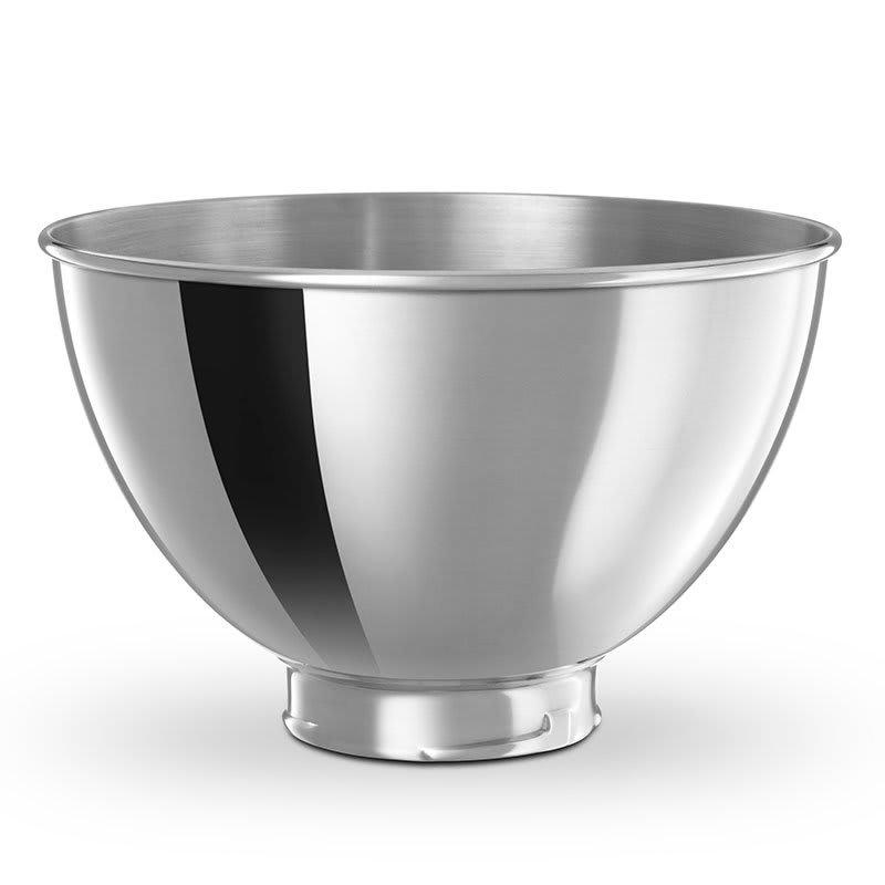 KitchenAid KB3SS 3 qt Polished Stainless Steel Mixing Bowl