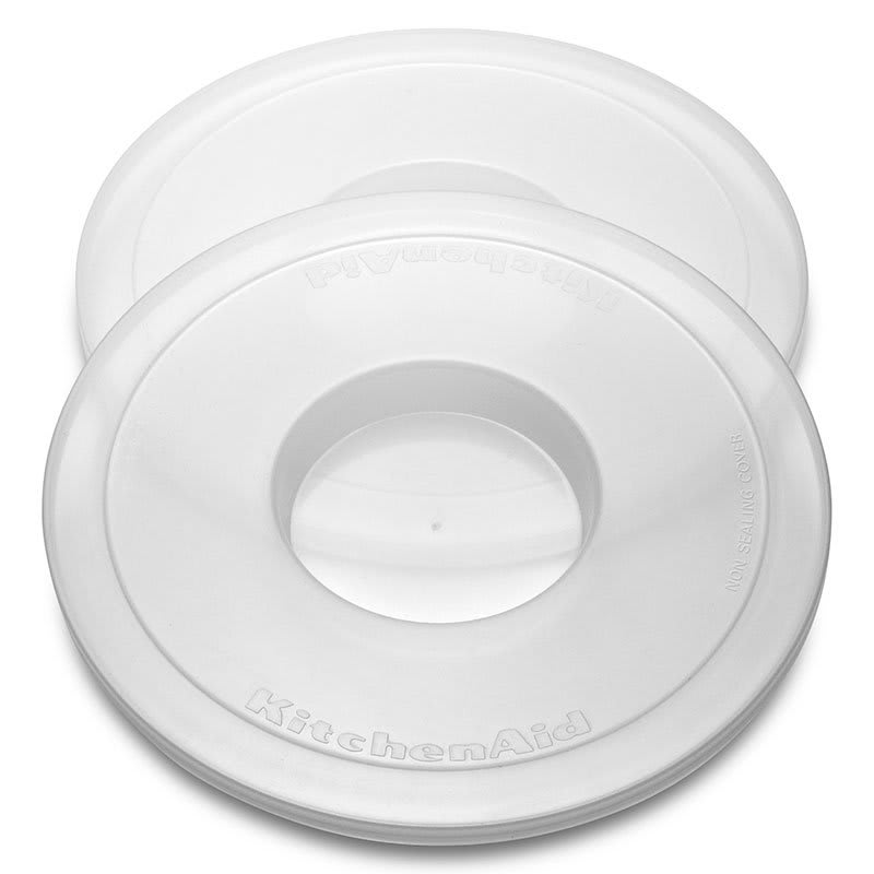 KitchenAid KBC5N Cover/Lid for 4.5 & 5 qt Mixing Bowls for KitchenAid Stand Mixers