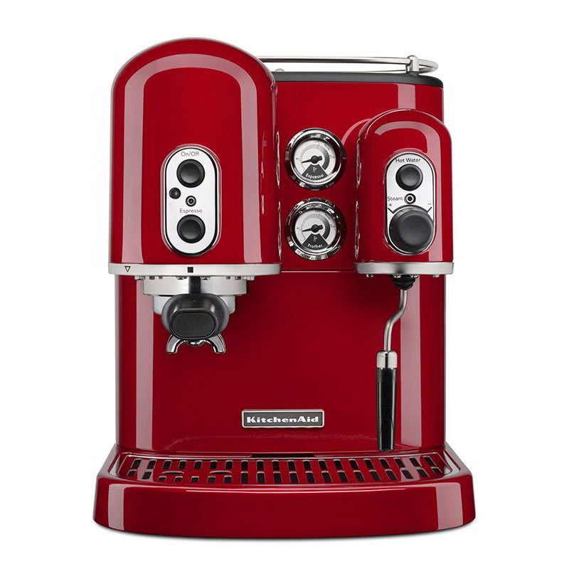 Kitchenaid Kes2102er Pro Line Series 7 5 Cup Espresso Coffee