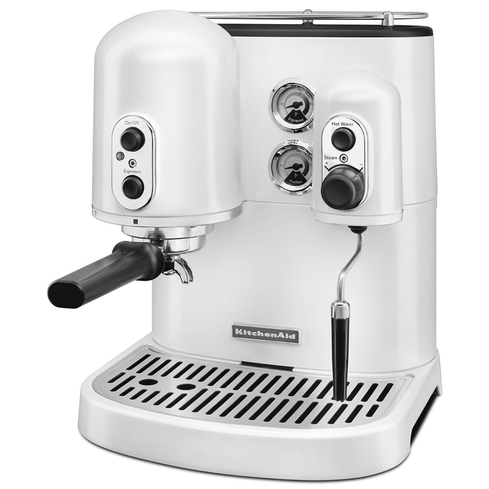 kitchenaid coffee maker kitchenaid kes2102fp pro line series 7 5 cup espresso 13339