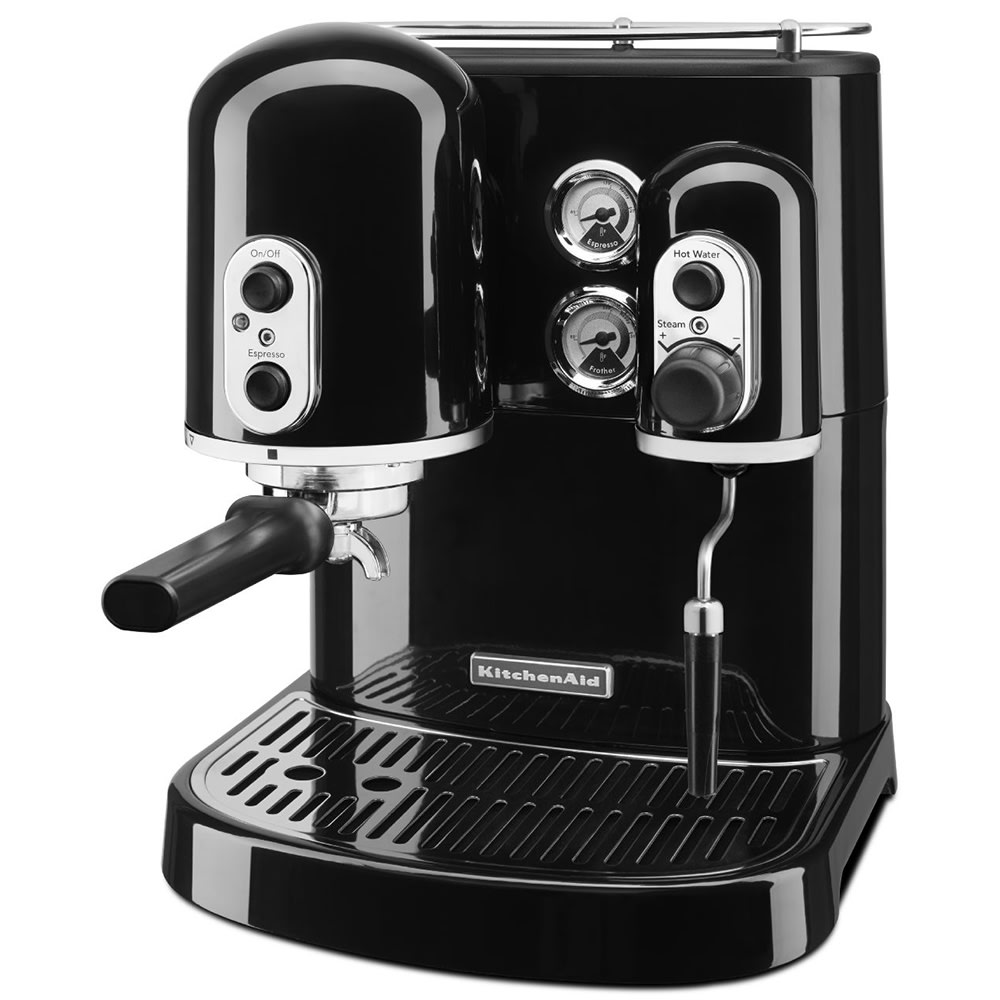 Kitchenaid Kes2102ob Pro Line Series 7 5 Cup Espresso Coffee