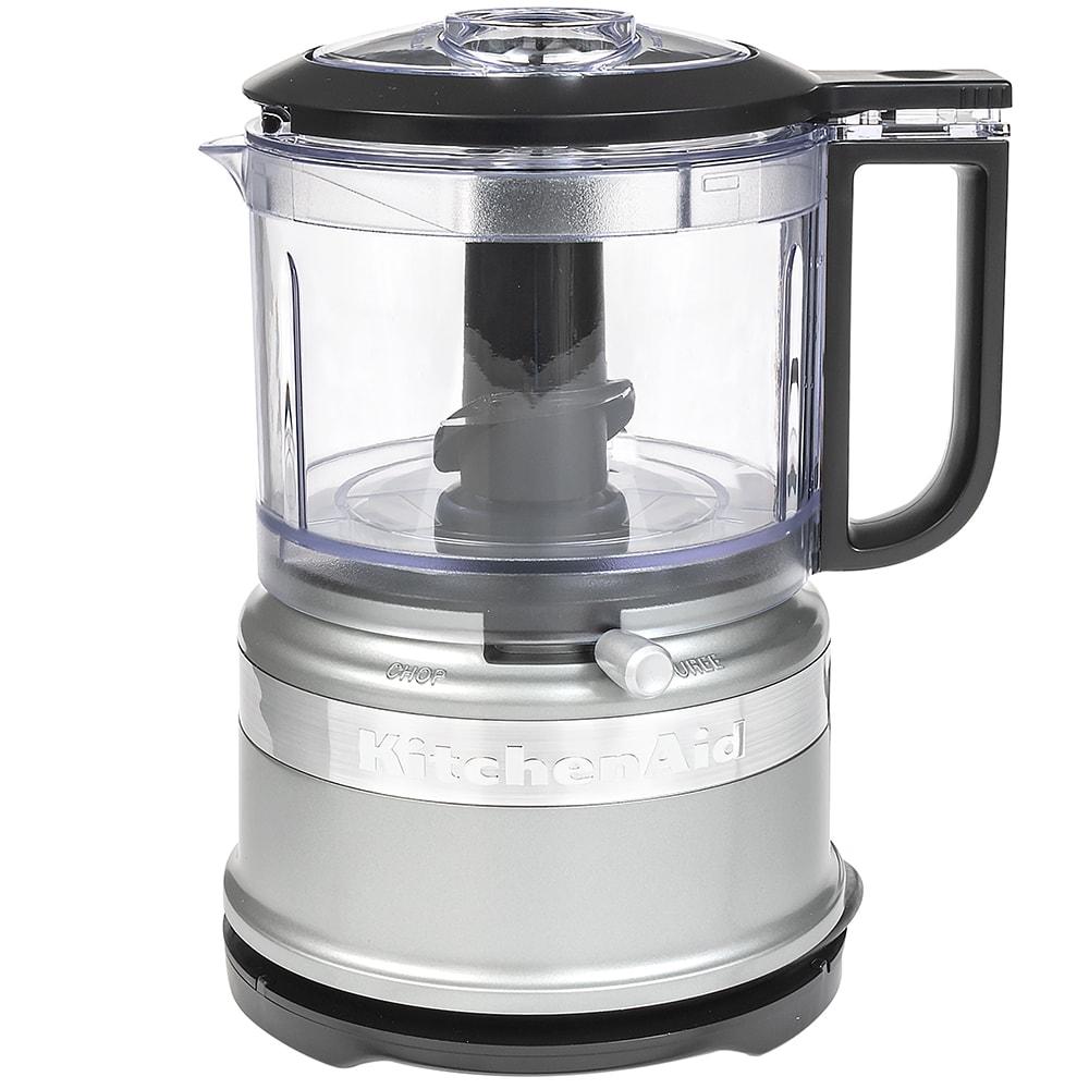 Kitchenaid Kfc3516cu 3 5 Cup Mini Food Processor W 2