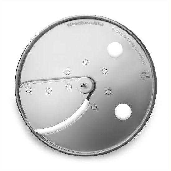 KitchenAid KFP09ASL Internal Adjustable Slicing Disc For KFP0922