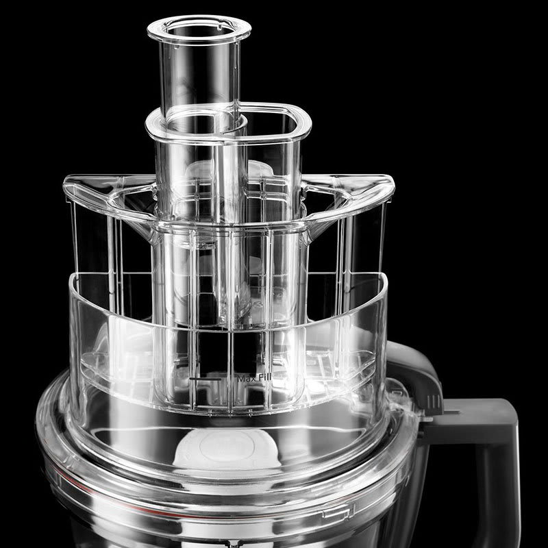 KitchenAid KFP13FTP Three In One Feed Tube Pusher For KFP1333
