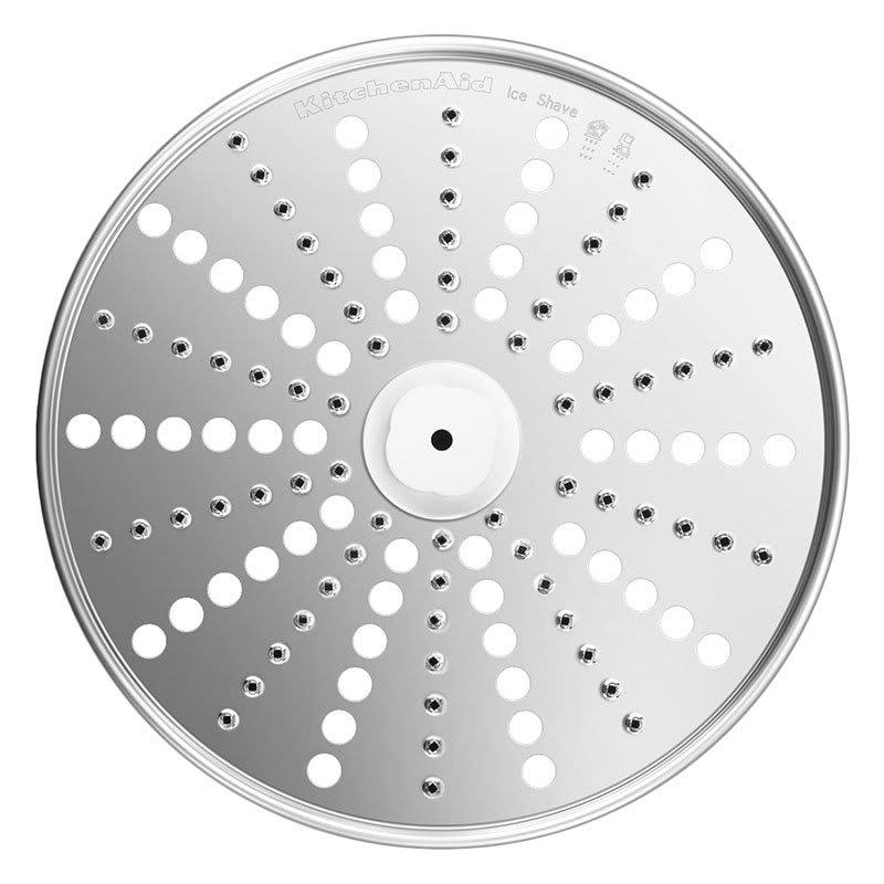 KitchenAid KFP13PI Parmesan/Ice Disc for KFP1333/KFP1344, Metal