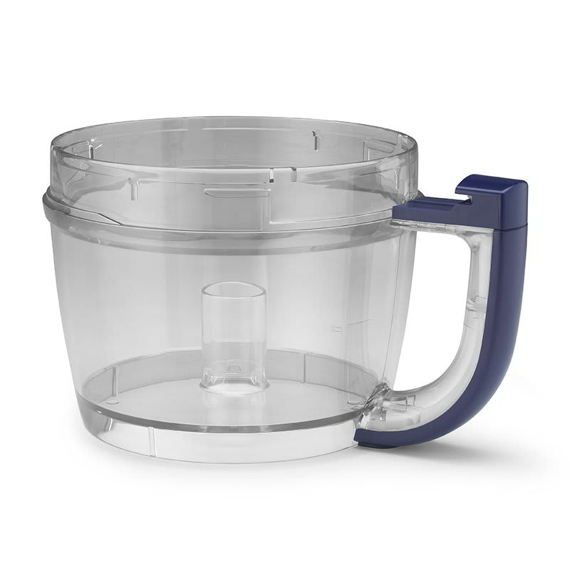 KitchenAid KFP72WBBU Additional or Replacement Work Bowl for 12 Cup Food Processor, Cobalt Blue