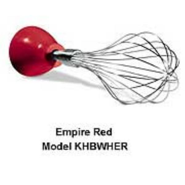 KitchenAid KHBWHBU Whisk Attachment for Immersion Blender, Cobalt Blue