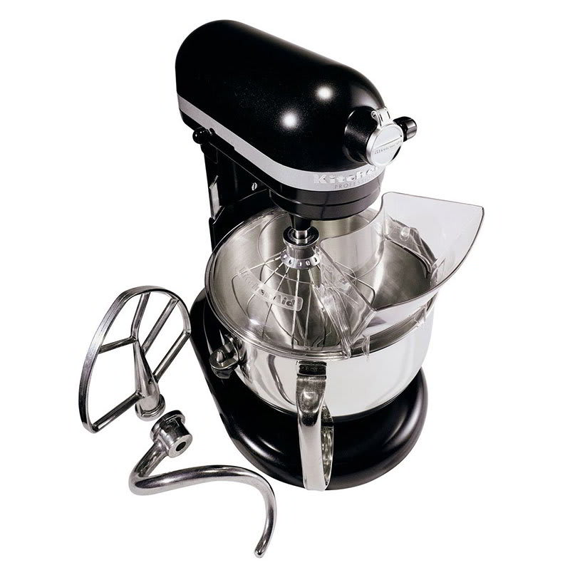 Kitchenaid Kp26m1xlc 10 Speed Stand Mixer W 6 Qt