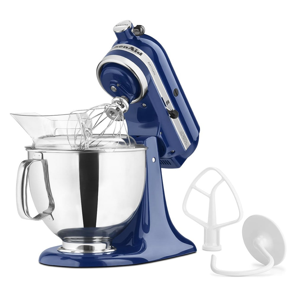 Delicieux KitchenAid KSM150PSBW 10 Speed Stand Mixer W/ 5 Qt Stainless Bowl U0026  Accessories, Blue Willow