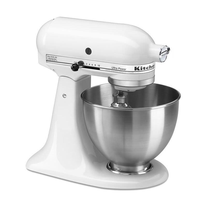 Kitchenaid Ksm95wh 10 Speed Stand Mixer W 4 5 Qt