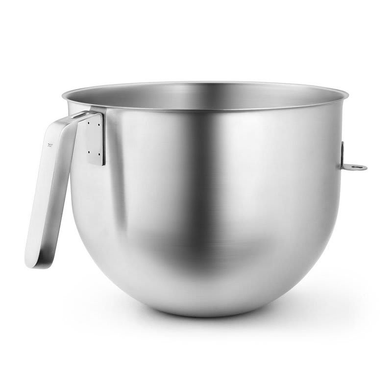 KitchenAid KSMC7QBOWL Stainless Steel Mixing Bowl for 7-qt Stand Mixers
