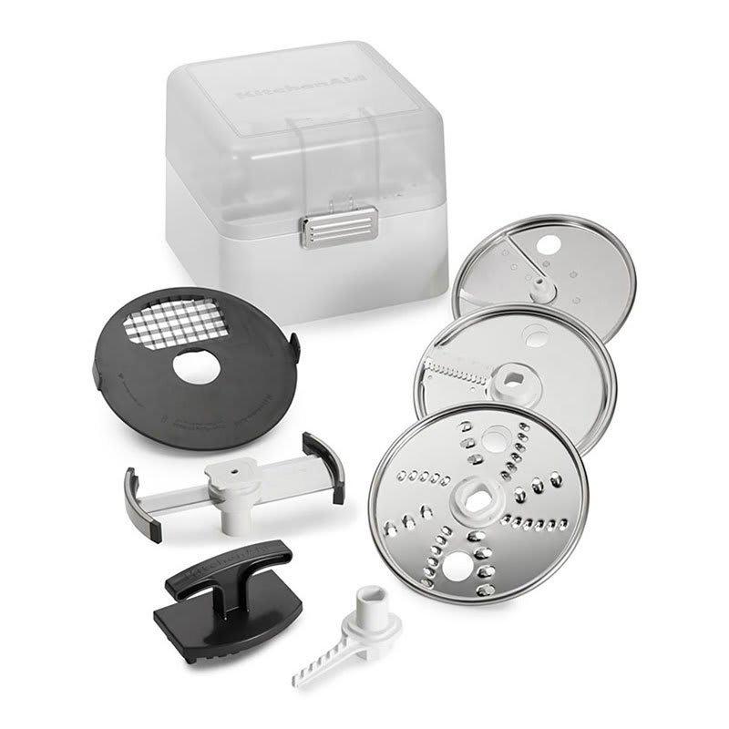 KitchenAid KSMFPAEP Food Processor Accessory Kit w/ Case