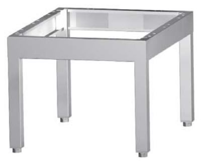 "Garland G18-BRL-STD 18""W Equipment Stand, Stainless Steel"
