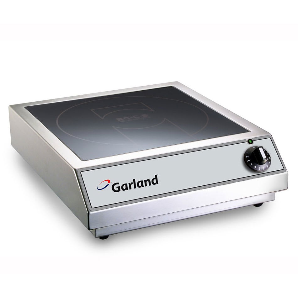 Garland GI-SH/BA 3500 Countertop Commercial Induction Cooktop w/ (1) Burner, 240v/1ph