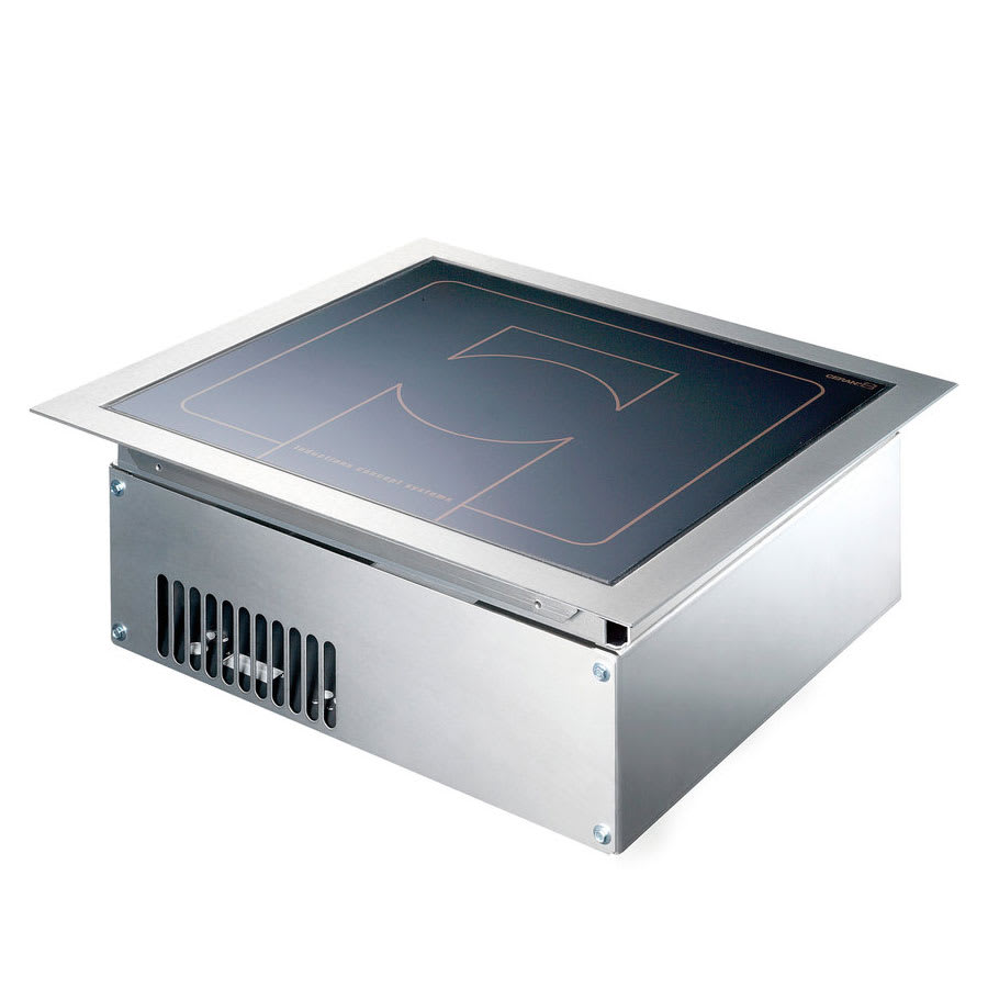 Garland GI-SH/IN2500 Drop-In Commercial Induction Cooktop w/ (1) Burner, 208v/1ph