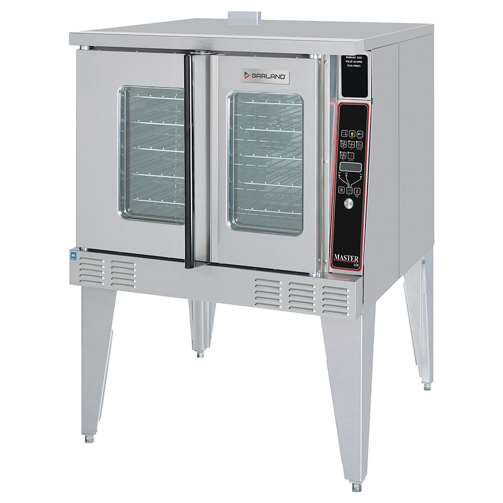 Garland MCO-GS-10-ESS Full Size Gas Convection Oven - NG