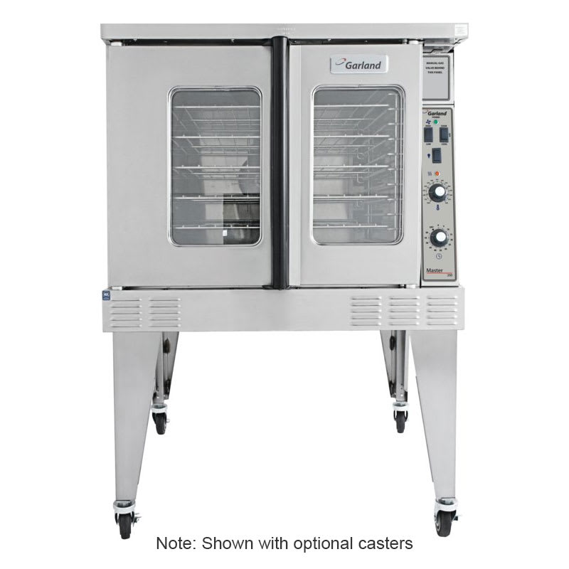 Garland MCO-GS-10-S Full Size Gas Convection Oven - LP