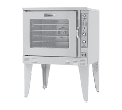 Garland MP-GD-10-S Single Full-Size Gas Convection Oven, NG