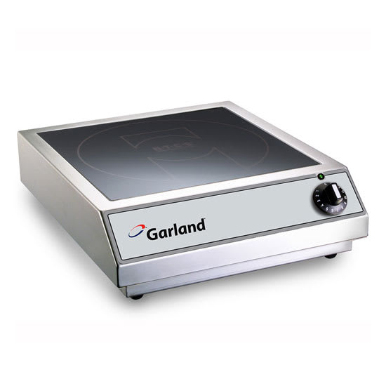 Garland SHBA5000 Countertop Commercial Induction Cooktop w/ (1) Burner, 208v/3ph