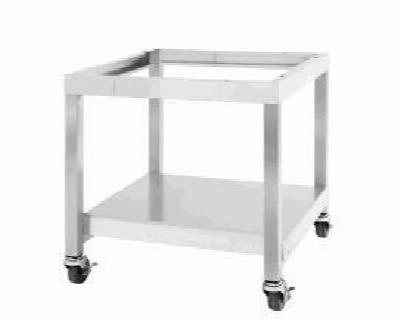 """Garland SS-CS24-36 Equipment Stand for E24 & G24 Series, 36 x 24.5"""", Stainless Finish"""