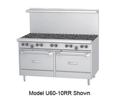 "Garland U60-10RR 60"" 10-Burner Gas Range, NG"