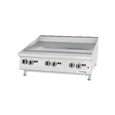"Garland UTGG24-GT24M 23.63"" Gas Griddle - Thermostatic, 1"" Steel Plate, NG"