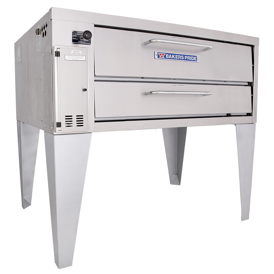 Bakers Pride 151 Pizza Deck Oven, NG
