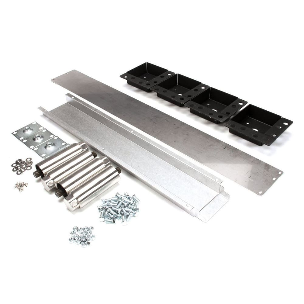 "Bakers Pride 21818756 Stacking Kit w/ 6"" Legs for BCO-E & GDCO-E Ovens"
