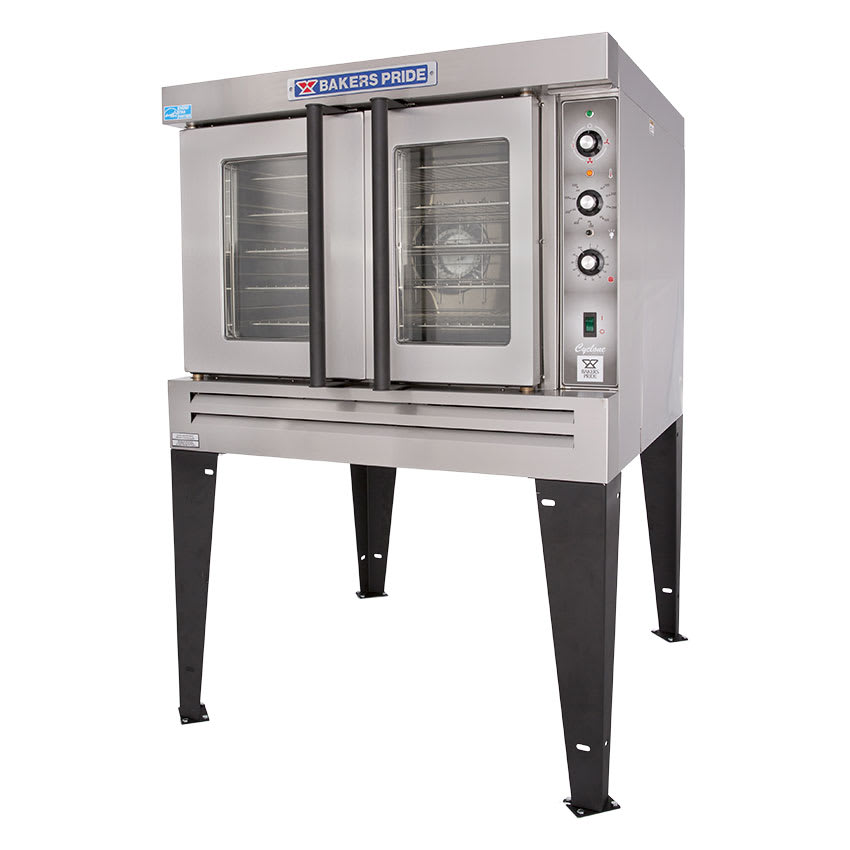 Bakers Pride BCO-G1 Full Size Gas Convection Oven - NG