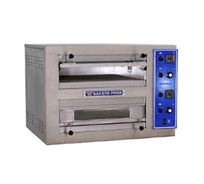 Bakers Pride EB-2-2828 Double Multi Purpose Deck Oven, 220-240v/1ph